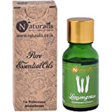 Naturalis Lemongrass Essential Oil