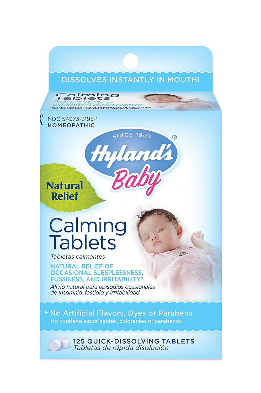Lullaby pill for baby 89