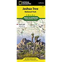 226 Joshua Tree National Park, California: Outdoor Recreation Map