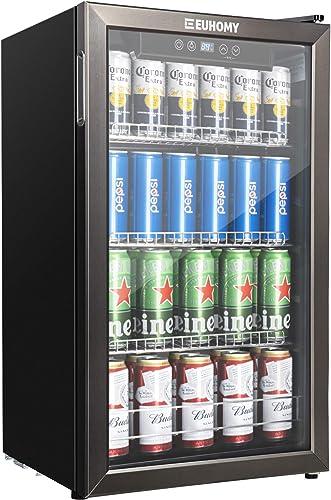 Euhomy-Beverage-Refrigerator-and-Cooler