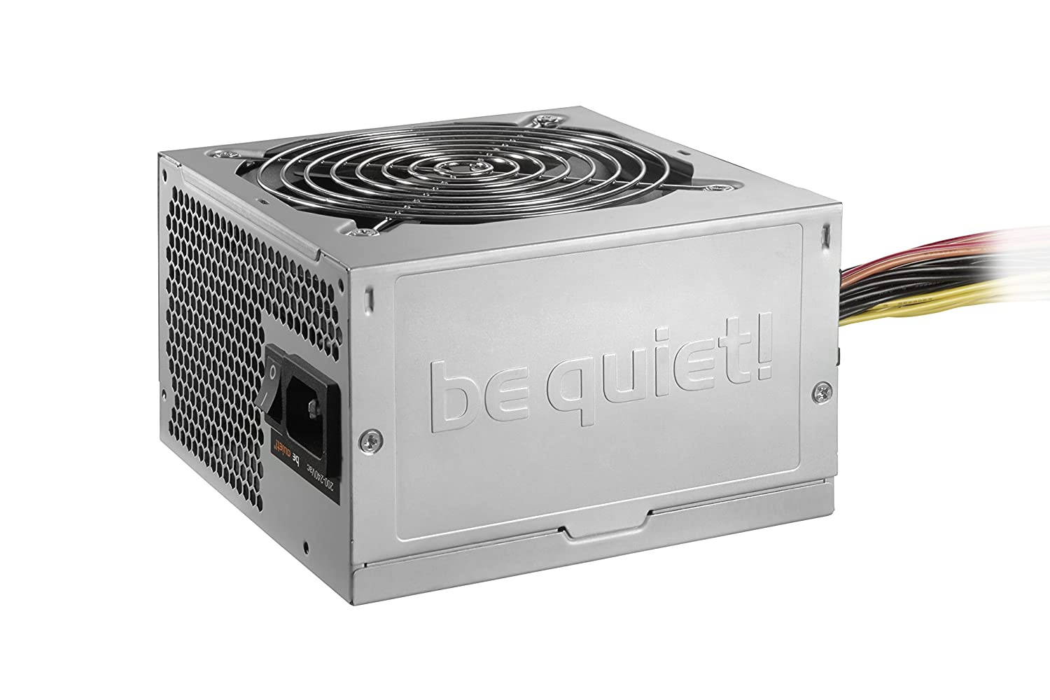 be quiet! BN256 ATX PC Netzteil 300W System Power B8: Amazon.de ...