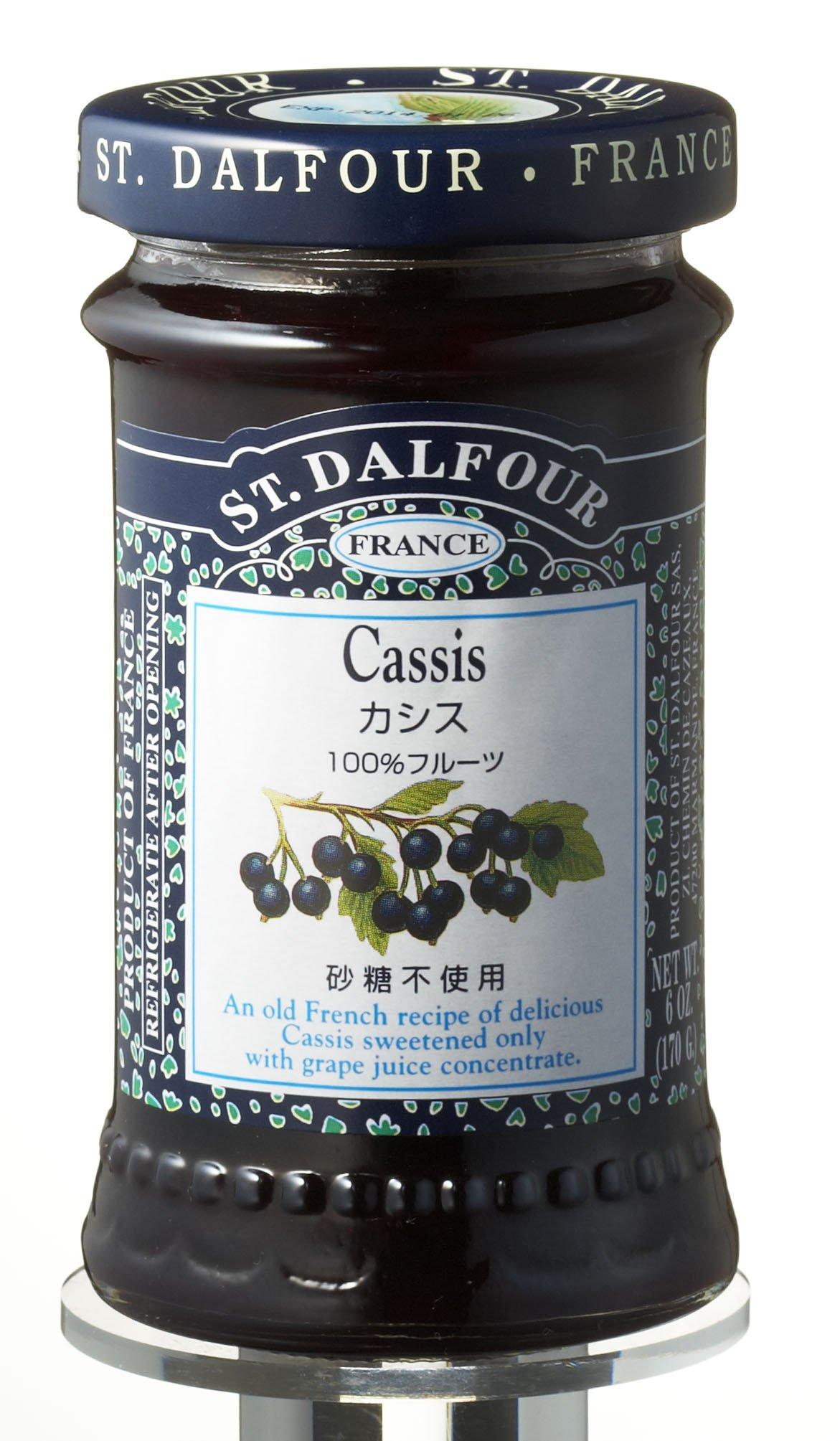 170gX6 this San Darufo all fruit spread Cassis