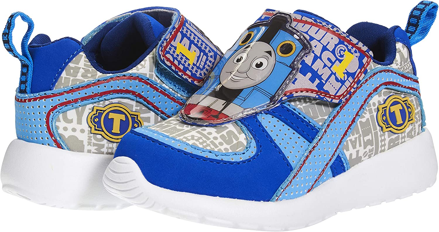 Thomas and Friends Jogger; Boys Tennis Shoes; Boys Athletic Shoes