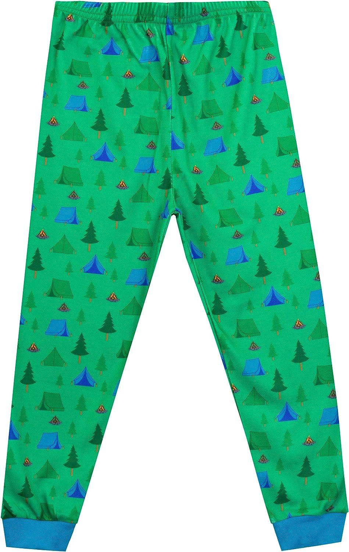 Masha y el Oso Pijamas de Manga Larga para ni/ños