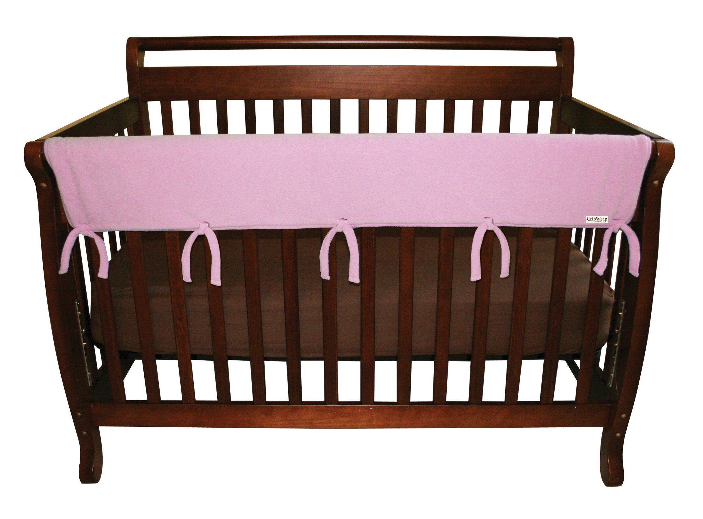 Amazon Com Cribwrap Crib Wrap 3pc Rail Cover Set By