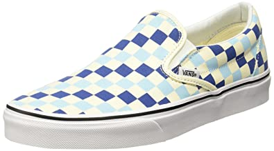 1590c0df60f4 Vans Unisex Classic Slip-On Sneakers  Buy Online at Low Prices in ...