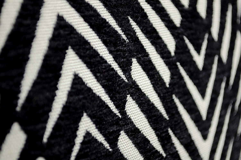 Urban Loft by Westex Fishtail Feather Filled Decorative Throw Cushion Ivory 20 x 20 x 4
