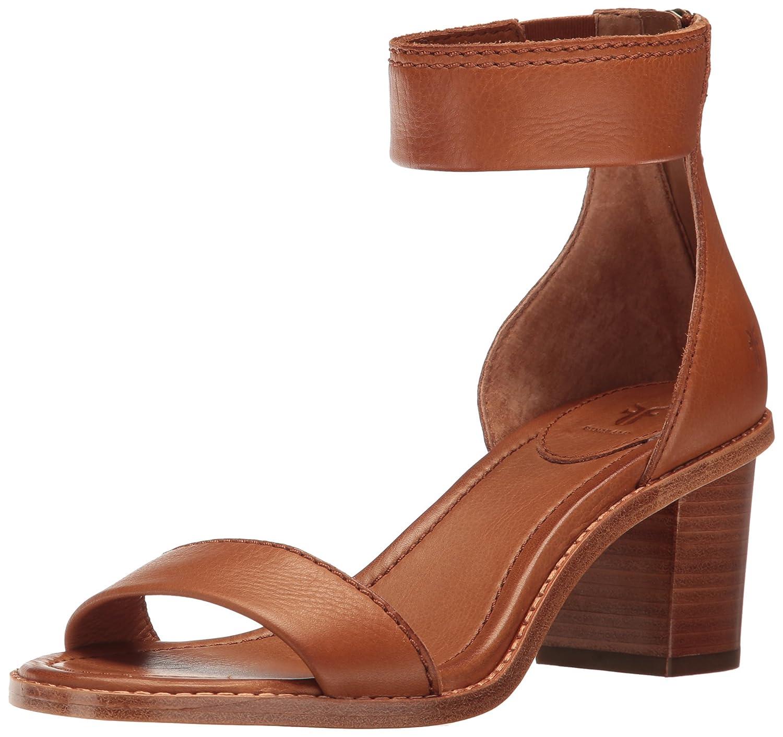 Copper Frye Womens Brielle Back Zip Dress Sandal