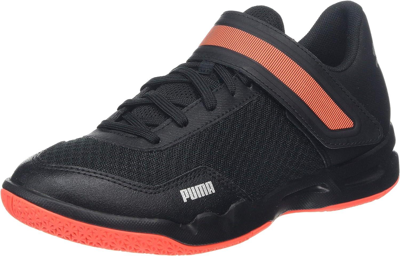 PUMA Rise XT 4 Jr, Zapatillas de Balonmano Unisex Niños