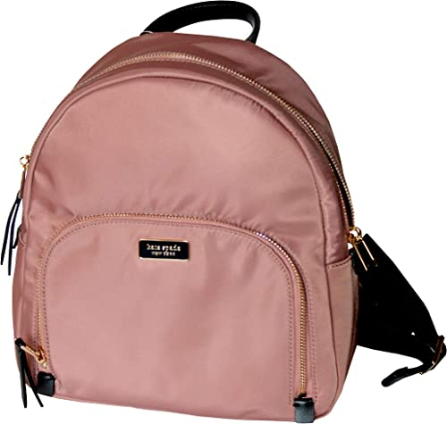 Kate Spade New York Dawn Medium Backpack in Nylon, Sparrow