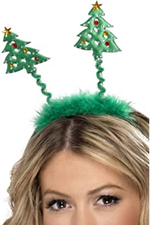 Christmas pudding head boppers for new years