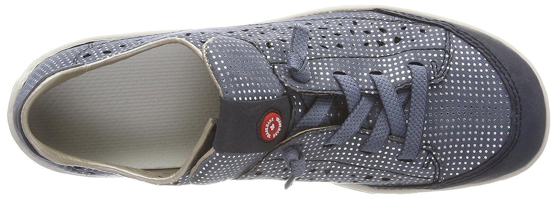Rieker M3709, Scarpe Scarpe Scarpe da Ginnastica Basse Donna 754d16