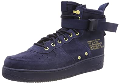 Nike SF Air Force 1 Mid (Kids) 9afcc9395