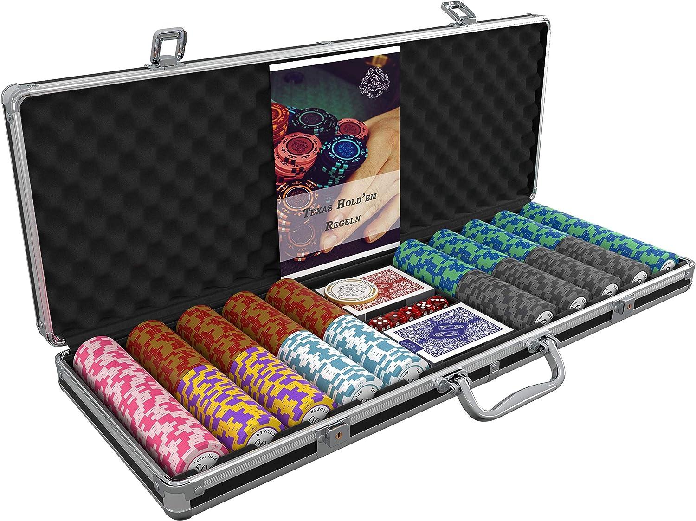 Poker Koffer