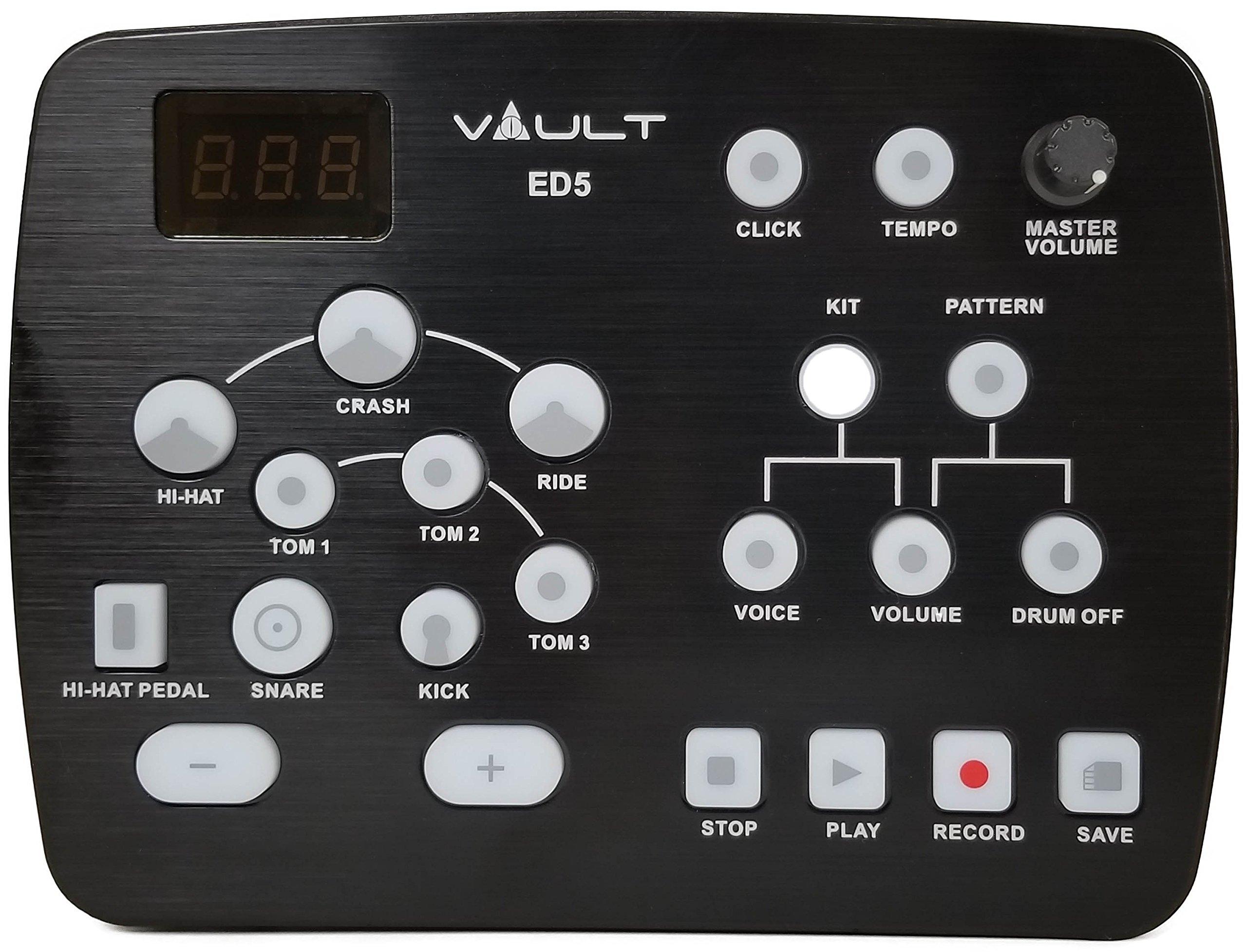 Vault ED-5 4-Piece Electronic Drum Kit