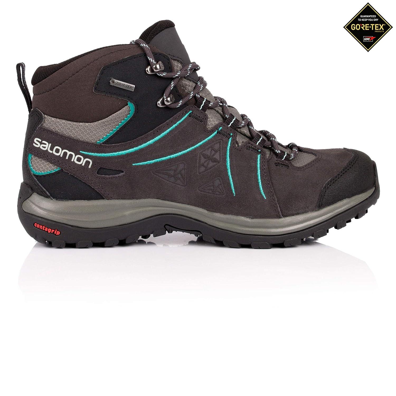 494dd4f3 Salomon Women's Ellipse 2 Mid LTR GTX W Hiking and Multifunction Shoe