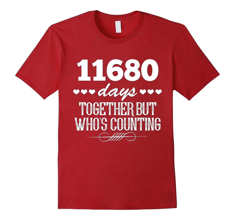 32nd Anniversary Gifts. Best Shirt For wedding anniversary ...