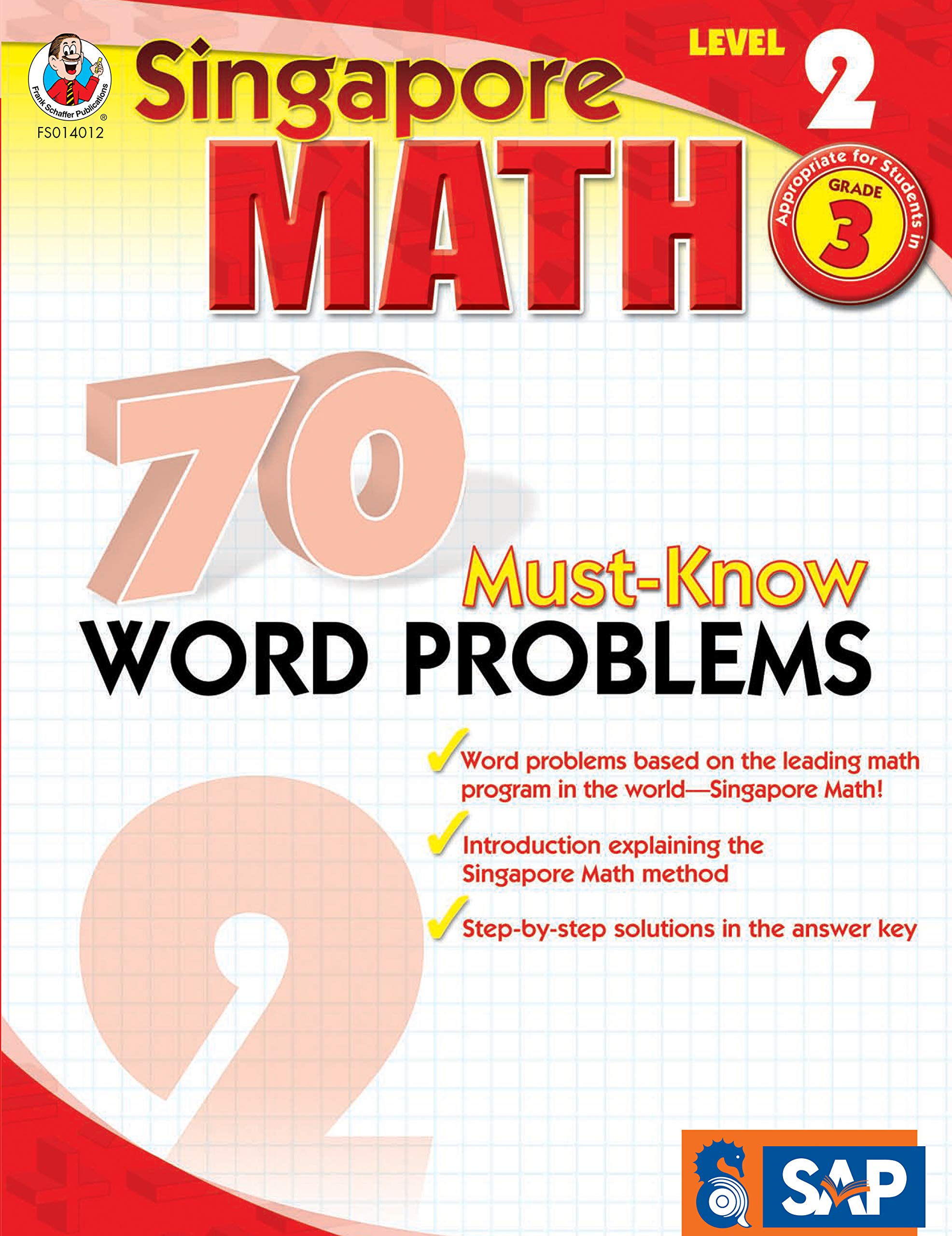 Amazon.com: Singapore Math – 70 Must-Know Word Problems ... on tangent of a circle, polar equation circle, function of a circle, formula for a circle, unit circle, find center and radius of circle, parametric equation for circle, center of a circle, power of a circle, red circle, area of a circle, expanded form of a circle, point symmetry of a circle, circumference of a circle, volume of a circle, perimeter of a circle, arc of a circle, denominator of a circle, coordinate graph of a circle, radius of a circle,