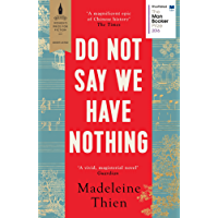 Do Not Say We Have Nothing (English Edition)