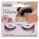 Kiss Products True Volume Lash, Ritzy, 0.03 Pounds