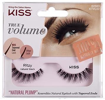 291f7637498 Amazon.com : Kiss Products True Volume Lash, Ritzy, 0.03 Pounds : Beauty