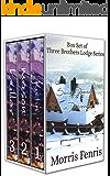 Three Brothers Lodge Series Boxset: A Christian Romance