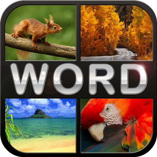 4 pic 1 word puzzle (For One Pics)