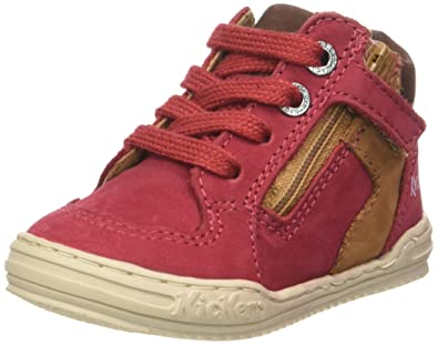 48b16a8b87831d Kickers Joujou, Baskets bébé garçon: Amazon.fr: Chaussures et Sacs