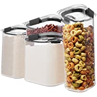 Deals on Rubbermaid Brilliance Pantry Organization & Food Storage Set of 4