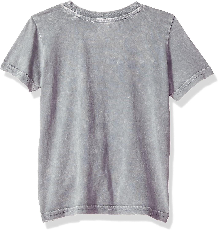 Butter Boys Little Short Sleeve Printed Crew Neck T-Shirt