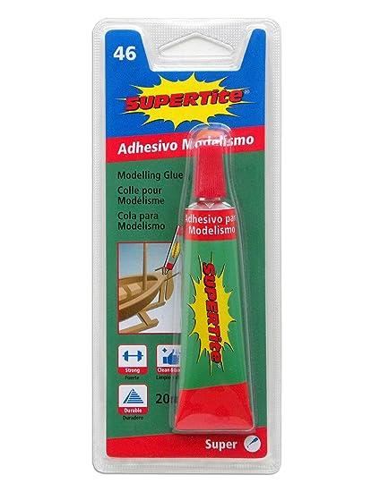 Supertite 2446 Adhesivo maquetas y modelismo, multicolor