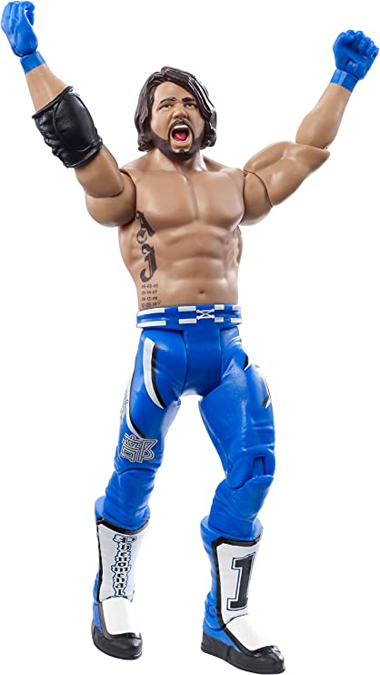 WWE AJ Styles 12 Action Figure
