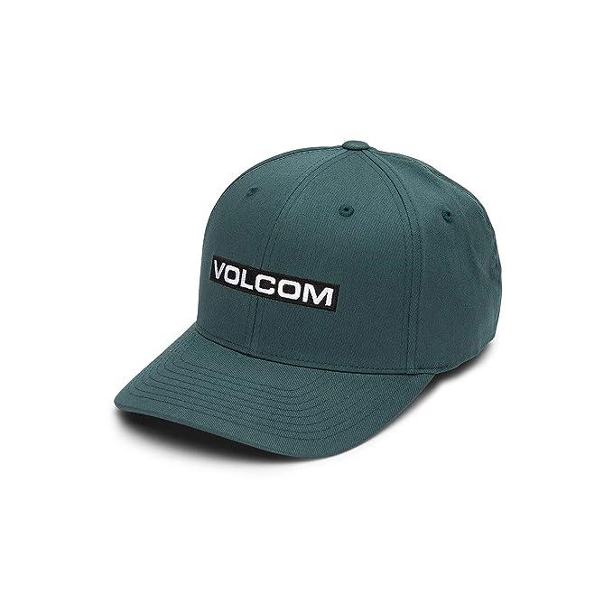 Volcom - Gorra de béisbol - para Hombre Verde Mediterranean L/XL ...