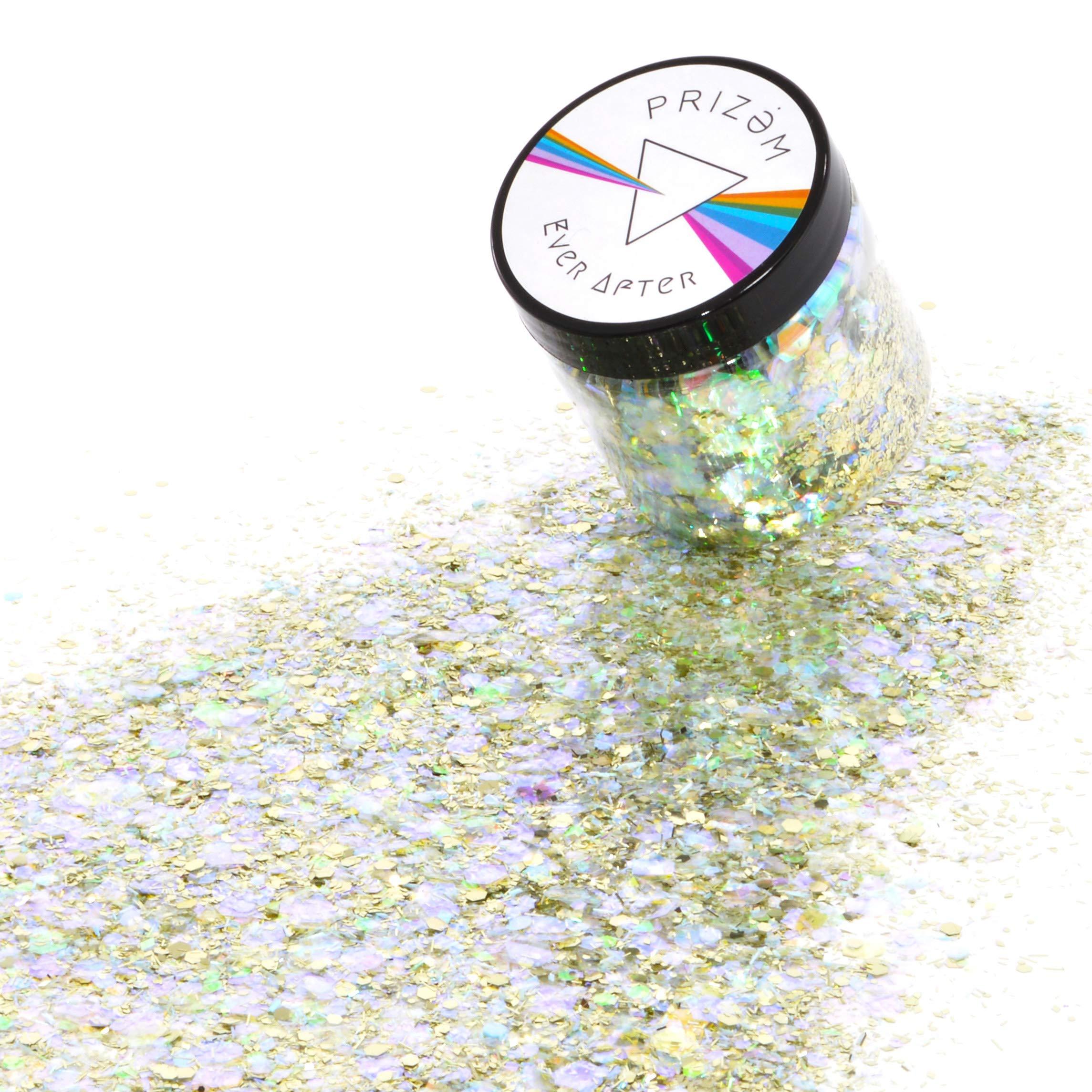 Ever After Glitter ▽ 60g ▽ Festival Glitter , Chunky Glitter , Makeup Glitter , Face Glitter , Body Glitter , Glitter Makeup , Hair Glitter , Cosmetic Glitter , Nail Glitter , Eyeshadow Glitter