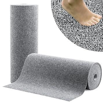 Agreable Moquette Du0027extérieur Casa Pura® Spring Gris Au Mètre | Tapis Type Gazon  Artificiel Idees