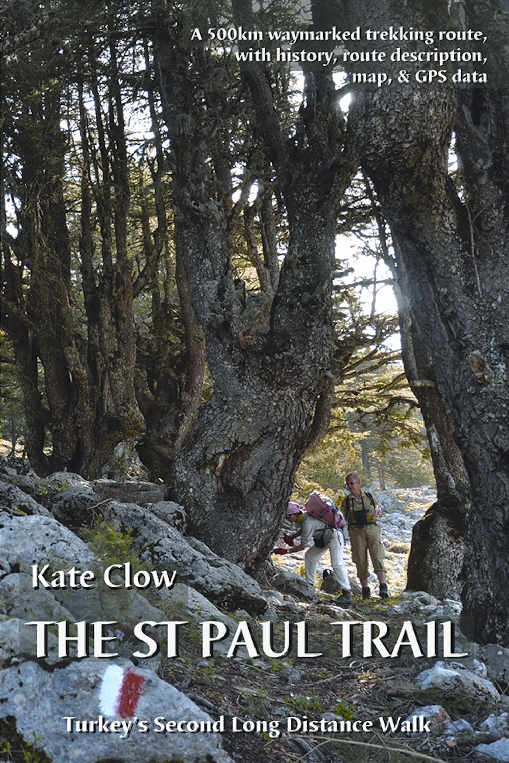 The St Paul Trail: Turkey's second long distance walk