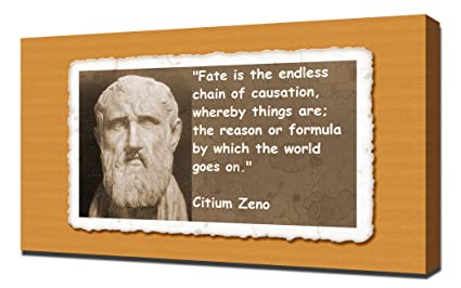 Amazoncom Citium Zeno Quotes 2 Canvas Art Print Posters Prints