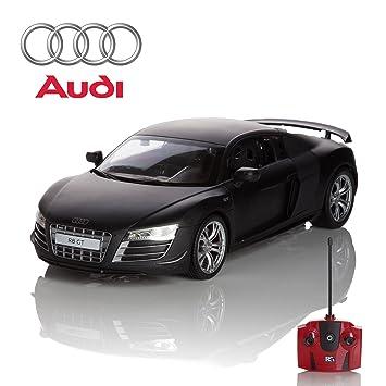 Audi R8 Gt Telecommande Telecommande Modele Voiture 1 14