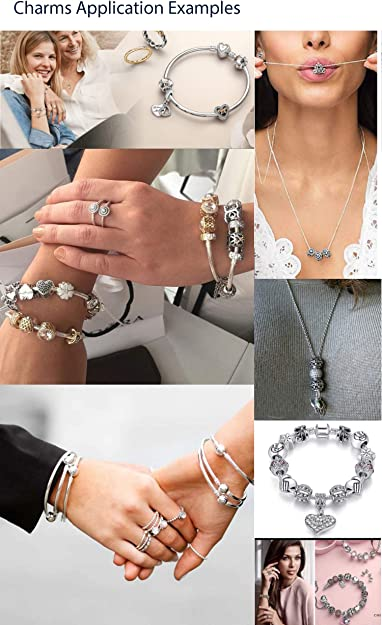 1pc Cute Sterling Silver Piggy King Charm Chinese Zodiac Charm fit All Charm Bracelets Women Girls Birthday Gifts #EC265
