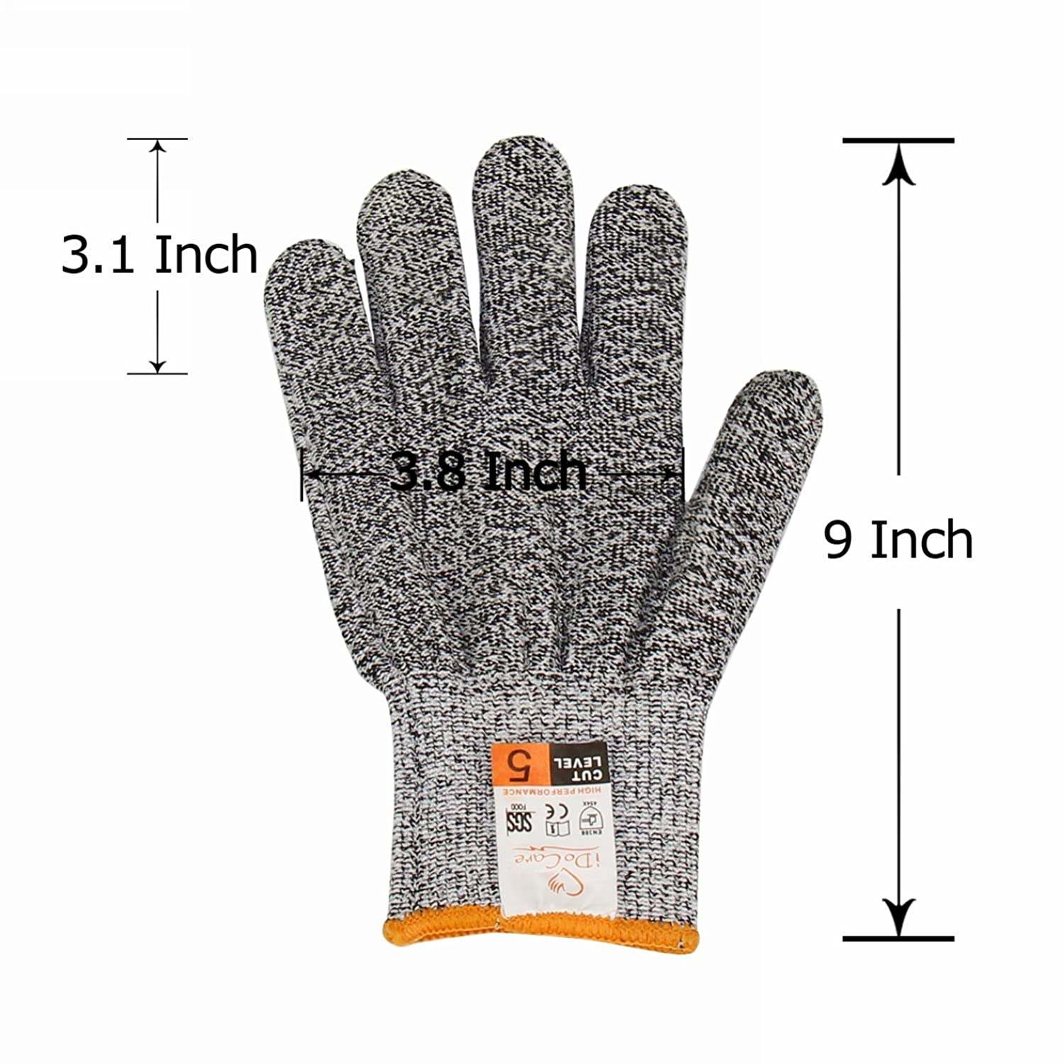 Garden Tools Back To Search Resultstools 1 Pairs Level 5 Against The Cut Gloves Anti-cut Glove Working Gloves Cut Proof Stab Resistant Safety Gloves Fragrant Aroma