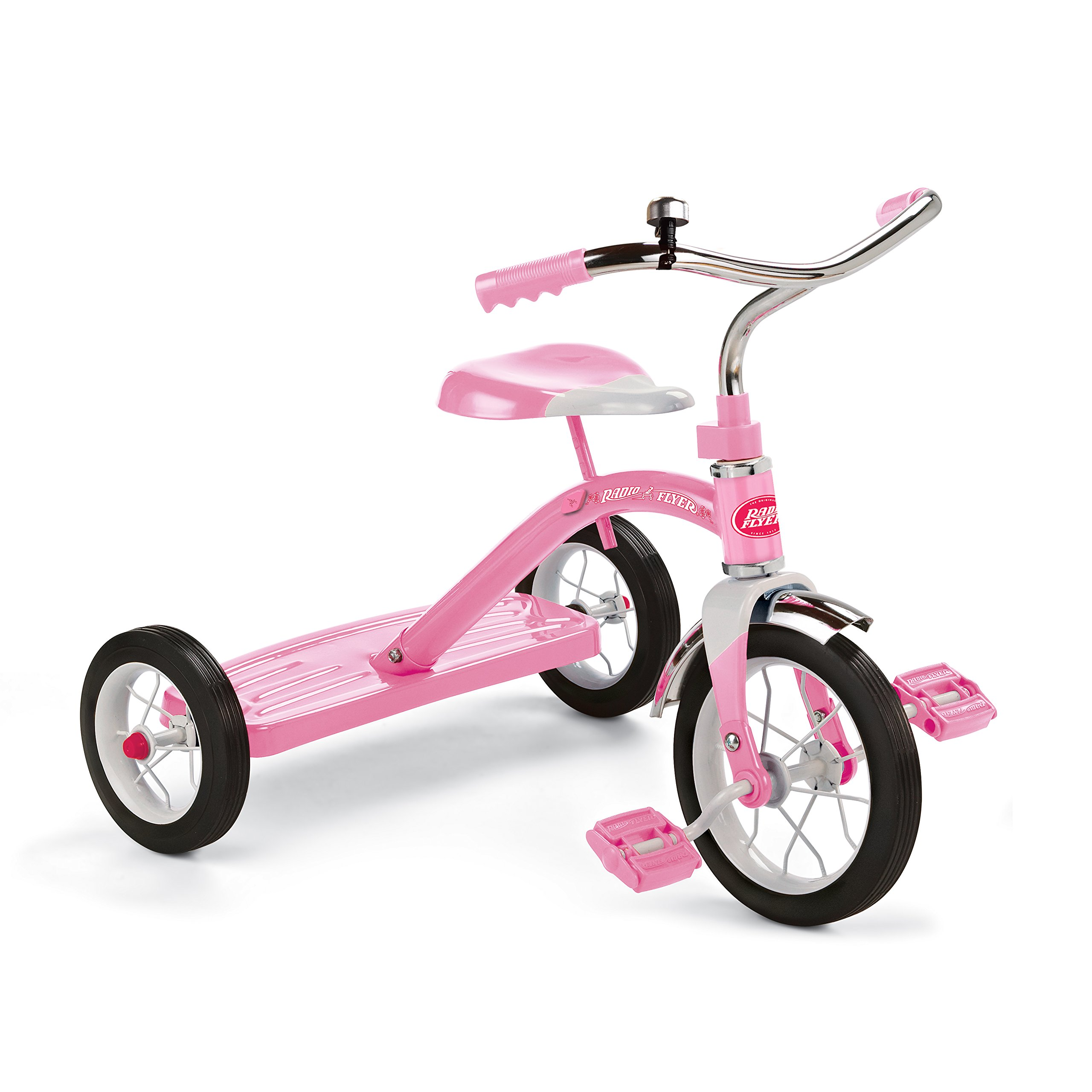 Radio Flyer Classic Pink Tricycle