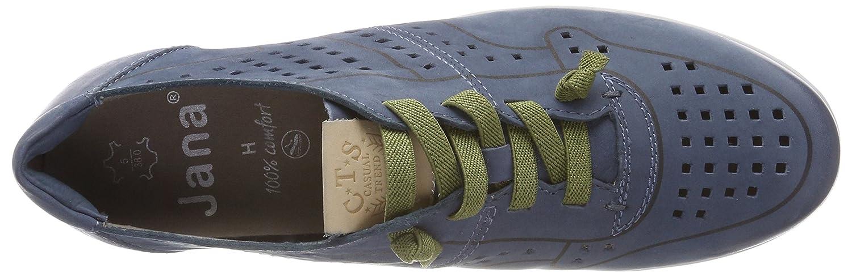 Jana Damen 23600 Sneaker (Jeans) Blau (Jeans) Sneaker 47d829