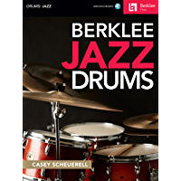 Berklee Jazz Drums book cover