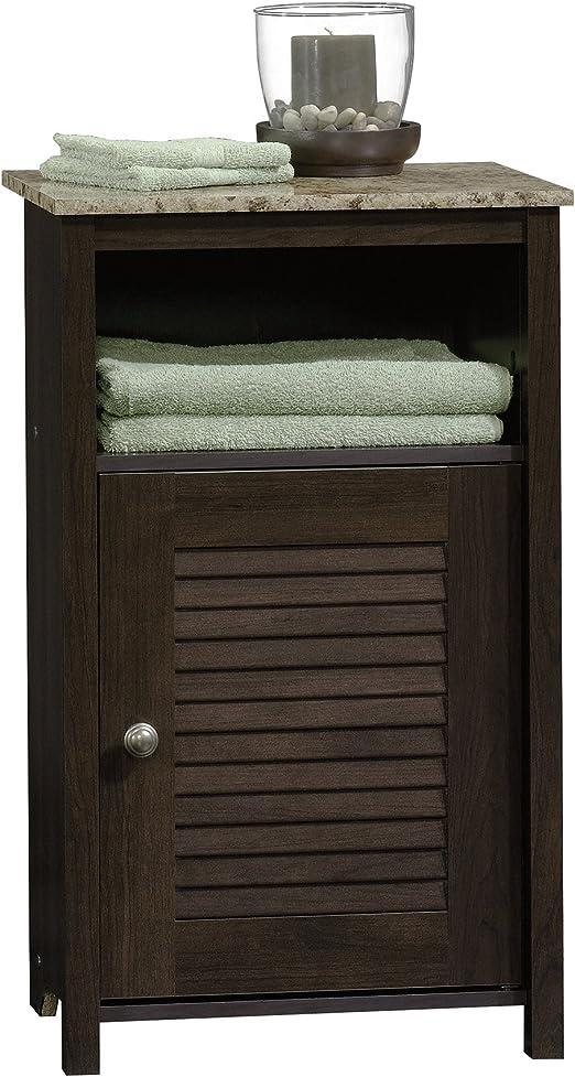 Amazon Com Sauder Peppercorn Floor Cabinet L 17 32 X W 11 50