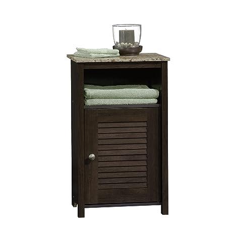 Sauder 414031 Peppercorn Floor Cabinet, L: 17.32,Amazon.com.                      Item