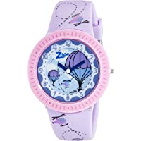 Zoop Analog Multi-Colour Dial Girls Watch-26007PP01