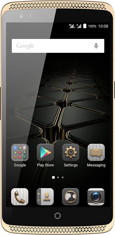 ZTE Axon Elite - Smartphone Libre de 5.5