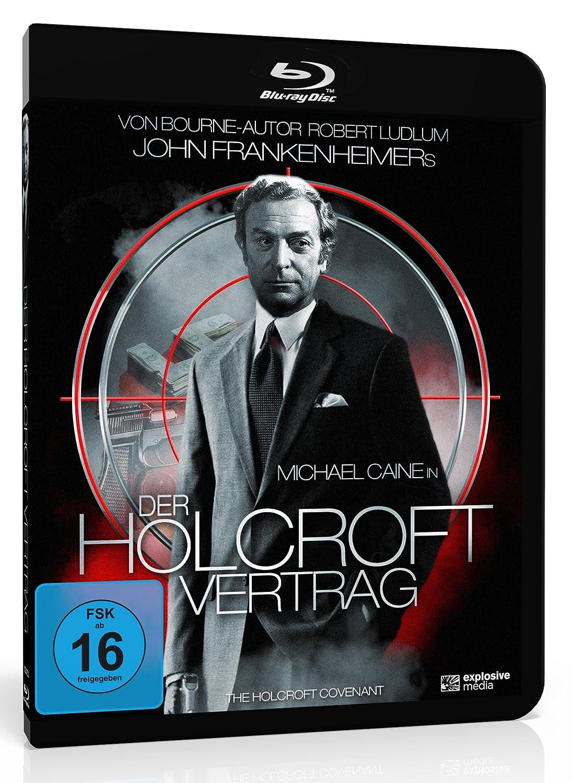 Der Holcroft-Vertrag [Blu-ray]: Amazon.de: Anthony Andrews, Michael ...