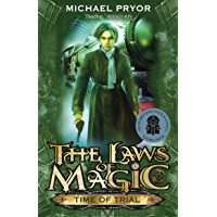 Laws Of Magic 4: Time Of Trial (The Laws of Magic)