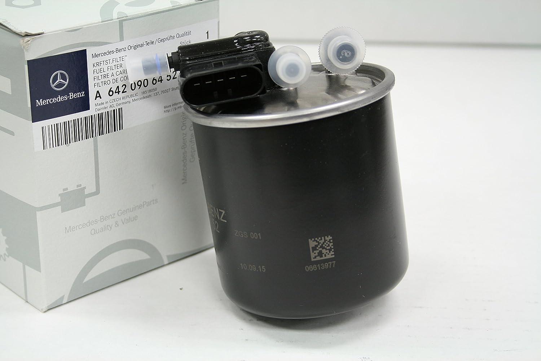 Genuine Mercedes Benz Fuel Filter A 607 090 12 52 Mann Wk 11030 Automotive